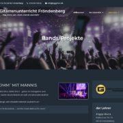 Webseite-Gitarrenunterricht-Fröndenberg