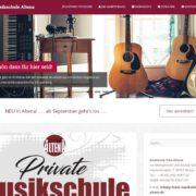 Webseite-PrivateMusikschuleAltena